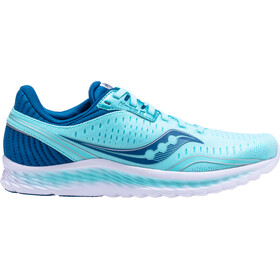 saucony Kinvara 11 Shoes Women aqua/blue